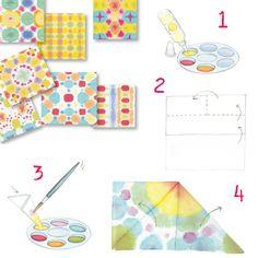 DIY - Un regalo personalizado para la profe Mireia - Gemser Libros Personalizados - shibori - paso a paso