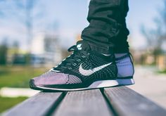 ac3eaad656b Nike Flyknit Racer  Orca  (by the knckl life) – Sweetsoles – Sneakers