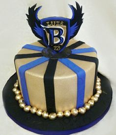 Baltimore Ravens Cake Staisee Cakes Pinterest Cake and Food