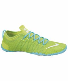Nike - Damen Trainingsschuh Free 1.0 Cross Bionic grün #nike #bionic  #workout