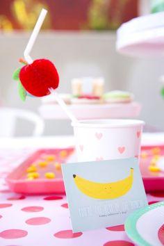 Festa Tema Tutti Frutti - Tendência 2017 em festas infantis 64