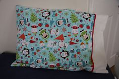 New Christmas pillowcase is a MUST!