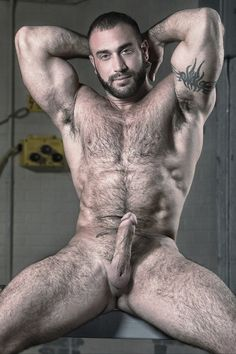Theodore recommend best of muscle gay bear hairy daddy