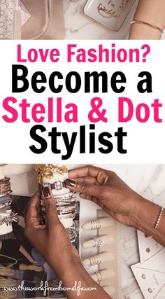 Do you love fashion and want to make some money on the side? Become an independent Stella & Dot stylist and earn cash for sharing your passion! Working From Home Meme, Online Work From Home, Work From Home Moms, Make Money From Home, Way To Make Money, Fashion Stylist Jobs, Fashion Jobs, Home Based Business, Business Ideas