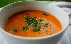 cheezy tomato soup