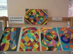 art plastique triangle - Recherche Google