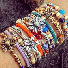 Vintage 66 Natural Wonders Collection! #charmedarms