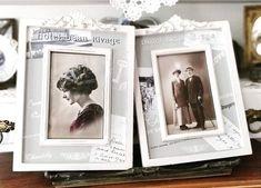 Rivage, Picture Frames, Pictures, Diy, Home Decor, Portrait Frames, Photos, Decoration Home, Bricolage