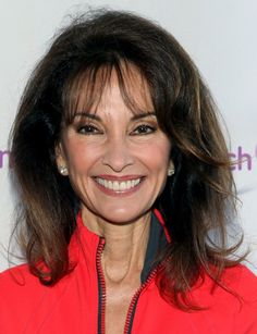 18 Great Hairstyles for Women in Their 60s: Susan Lucci (1946)