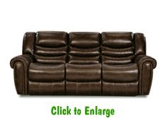 Nextweek Chocolate Reclining Sofa By Corinthian At Furniture Warehouse |  The $399 Sofa Store | Nashville Home Design Ideas