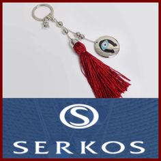 Good luck keyrings 2018 Serkos for myhydraboutique available at the Monaco Yacht Club