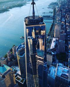 One World Trade Center by recent @alex45000