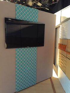 How to Hide Ugly TV Wires: My Latest TODAY Show Hack - Lorri Dyner ...