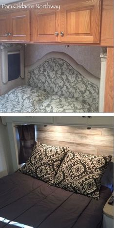 Cool 17 Awesome Rv Makeover Ideas https://camperism.co/2017/12/22/17-awesome-rv-makeover-ideas/ Remodeling is extremely enjoyable and rewarding. It is the process of customizing and decorating