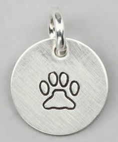 Take a look at this Sterling Silver Expressions Man's Best Friend Charm by FIVE on #zulily today!