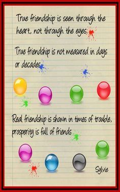 Friendship Quotes By