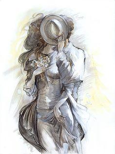 Lena Sotskova: The Kiss