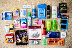 Bridal Survival Kit for day of wedding!!!!