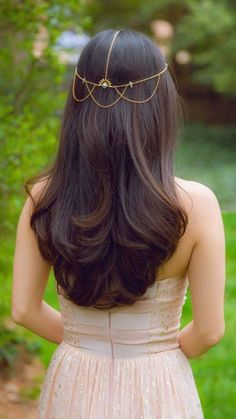 Perfect and Pretty Wedding Hairstyles for Long Hair for Any Wedding – Page 10 of 19 Perfect and Pretty Wedding Hairstyles for Long Hair for Any Wedding – Page 10 of 19 – Fashion – Farbige Haare Wedding Hairstyles For Long Hair, Trendy Hairstyles, Beautiful Hairstyles, Hair Wedding, Wedding Makeup, Hairstyles Haircuts, Wedding Hairdos, Blonde Hairstyles, Layered Hairstyles