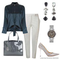 Igual mas diferente! Veja post completo em www.carolinedemolin.com.br. #moda #fashion #tendencias #trend #personalstylist #personalstylistbh #consultoriademoda #consultoriadeimagem #imagem #identidade #fashionblogger #looks #lookdodia #lookoftheday #estilo #style # #loveshoes #shoes  #oscardelarenta #emannuellejunqueira #maramac #jimmychoo #armani #marcjacobs #www.carolinedemolin.com.br