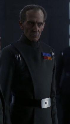 Grand Moff Tarkin - Rogue One Star Wars Rpg, Star Wars Film, Ezra Bridger, Imperial Officer, Sci Fi Rpg, Peter Cushing, Star Wars Costumes, Original Trilogy, One Star