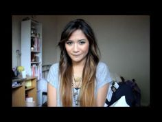 Ombre hair tutorial. Bought the bleach, doing this tomorrow.