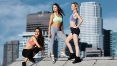 Fabletics. A good workout clothing website