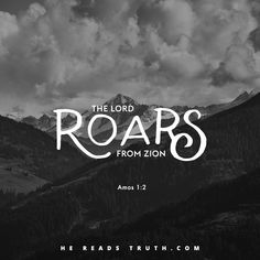 Judgment on Israel and Her Neighbors |  Day 8 of the Joel, Amos, Obadiah, Jonah, and Micah reading plan from He Reads Truth.