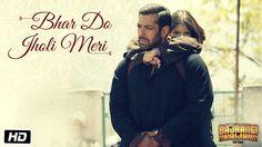 'Bhar Do Jholi Meri' VIDEO Song - Adnan Sami | Bajrangi Bhaijaan | Salma...