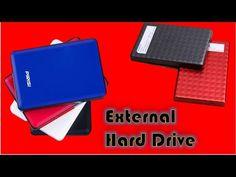 500GB External Hard Drive - Manyuedun#3 2.5 Inch External Hard Drive Portable External Hard Drive, Electronics, Youtube, Youtubers, Consumer Electronics, Youtube Movies