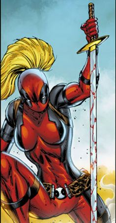 Lady Deadpool  °°