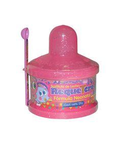 Requetecrece rosa gliter Medidas Alto 5.5 cm Ancho 6.5 cm Largo 5.5 cm Peso 25 gr Material: Envase 100% de plastico, formula destroxa, colorante artificioal...
