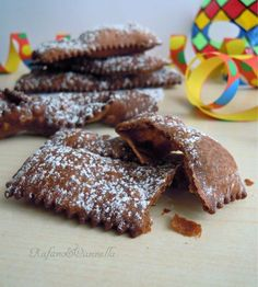 Frappe, Italian Recipes, Sweet Recipes, Christmas Time, Delicious Desserts, Buffet, Food And Drink, Cupcake, Cooking Recipes