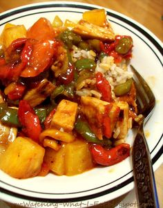 Watching What I Eat: Simple Chinese Meals ~ So easy to cook Asian food at home...