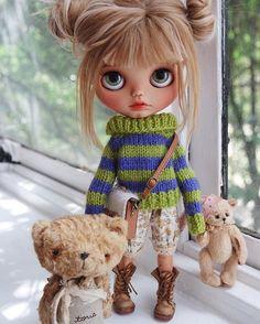  Blythe doll | Art doll | OOAK | BJD Doll | Fairy doll | cute doll | dolls clothes | dolls handmade | beautiful dolls | dolls repaint | ball jointed dolls Doll Face, Art Dolls, Ooak Dolls, Blythe Dolls, Pretty Dolls, Beautiful Dolls, Kawaii Doll, Disney Dolls, Dolls For Sale