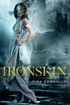 """Ironskin - cross between faeries and """"The Man With the Iron Mask"""""""