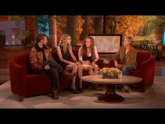 Why are men such jerks? With Taylor Swift, Ellen, and Justin Timberlake