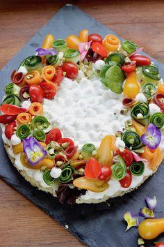 Torta salata in padella con verdure estive | Tempodicottura.it