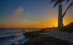Barbers Point Lighthouse OAHU HAWAII