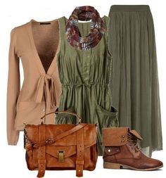 exploring outfitYour scarf is the most important piece in the garments of girls with hijab. Maxi Outfits, Hijab Outfit, Modest Outfits, Casual Outfits, Cute Outfits, Hijab Fashion 2016, Modest Fashion, Fashion Outfits, Womens Fashion