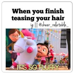 Especially the poof!!!!