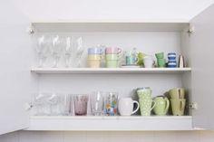 Cómo pintar gabinetes de cocina utilizando pintura de melamina | eHow en Español