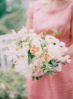 Photographer Jen Huang | Poppies & Posies | Nantucket Wedding at The White Elephant Inn | JenHuangBlog.com