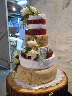 Natasha & Mikes wedding cake. So beautiful, congratulations x