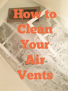 Spring Cleaning Tips and Hacks on Frugal Coupon Living - Tackling the Forgotten Neglected Areas of Your Home with Easy Cleaning Solutions. Deep Cleaning Tips, House Cleaning Tips, Cleaning Solutions, Spring Cleaning, Cleaning Hacks, Cleaning Checklist, Cleaning Products, Cleaning Air Vents, Toilet Cleaning