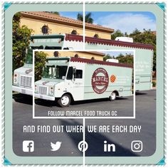 17.00 - 20.00 ~ Friday ~ June 17th ~ Rancho San Joaquin Apts - 20 Pergola Irvine CA 92612 *** Marcel Waffles Food Truck will bring the authentic gourmet Belgian waffle to you.  Craig & Cheryl Rex E: gourmetwafflesusa@yahoo.com Cell: 972-762-8757 and 972-822-4267 Twitter: marcelwafflesoc Instagram: @marcel_waffles_oc  Facebook: Marcel Food Truck OC www.marcelwaffles.com  Choose between hot or cold coffee when you check in online.  Will you be the 100th receipt customer? If so, you will get a…