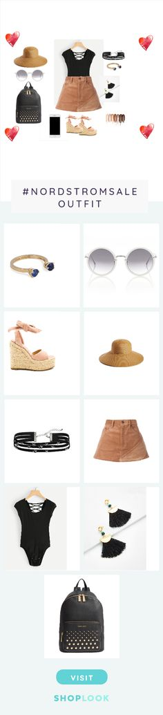 Discover outfit ideas for everyday made with the shoplook outfit maker. How to wear ideas for Choker and Yellow Gold Ring Nordstrom Sale, Linda Farrow, Romwe, Marc Jacobs, Michael Kors, Outfits, Shopping, Design, Suits