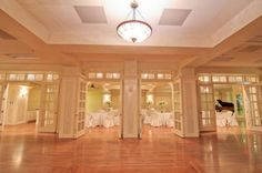The Manor reception center @ the Riverwoods