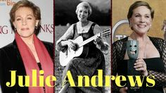 Julie Andrews : 8 Things About Julie Andrews You Didn't Know