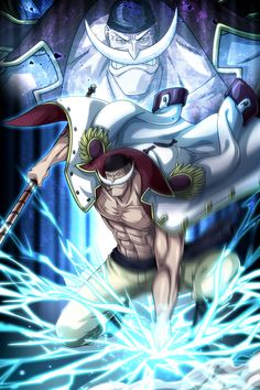 One Piece Edward Newgate Manga Anime One Piece, One Piece Fanart, Anime Manga, Roronoa Zoro, Barba Branca One Piece, Edward Newgate, Blackbeard One Piece, One Piece Games, One Piece Wallpaper Iphone